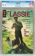 Silver Age (1956-1969):Adventure, Lassie #66 File Copy (Gold Key, 1966) CGC NM- 9.2 Off-white to white pages....