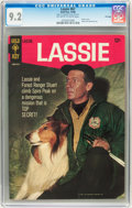 Silver Age (1956-1969):Adventure, Lassie #67 File Copy (Gold Key, 1966) CGC NM- 9.2 Off-white to white pages....