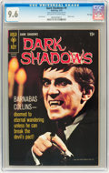Silver Age (1956-1969):Horror, Dark Shadows #4 File Copy (Gold Key, 1970) CGC NM+ 9.6 Off-white towhite pages....