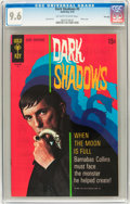 Bronze Age (1970-1979):Horror, Dark Shadows #5 File Copy (Gold Key, 1970) CGC NM+ 9.6 Off-white towhite pages....