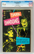 Bronze Age (1970-1979):Horror, Dark Shadows #6 File Copy (Gold Key, 1970) CGC NM+ 9.6 Off-whitepages....