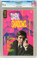 Bronze Age (1970-1979):Horror, Dark Shadows #7 File Copy (Gold Key, 1970) CGC NM+ 9.6 Off-white towhite pages....