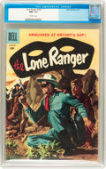 Silver Age (1956-1969):Western, Lone Ranger #103 (Dell, 1957) CGC NM+ 9.6 Off-white pages....