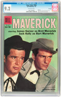 Silver Age (1956-1969):Western, Four Color #962 Maverick - File Copy (Dell, 1959) CGC NM- 9.2Off-white pages....