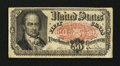 Fractional Currency:Fifth Issue, Fr. 1381 50¢ Fifth Issue Fine....