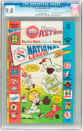 Bronze Age (1970-1979):Cartoon Character, Richie Rich, Casper and Wendy National League #1 File Copy (Harvey,1976) CGC NM/MT 9.8 Off-white to white pages....