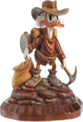 Memorabilia:Disney, Uncle Scrooge Always Another Rainbow Limited Edition Figurine Artist's Proof #1 (Another Rainbow, undated)....