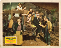 "The Grapes of Wrath (20th Century Fox, 1940). Lobby Card (11"" X 14"")"