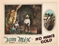 "Movie Posters:Western, No Man's Gold (Fox, 1926). Lobby Cards (4) (11"" X 14"").. ... (Total: 4 Items)"