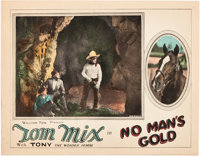 "No Man's Gold (Fox, 1926). Lobby Cards (4) (11"" X 14""). ... (Total: 4 Items)"