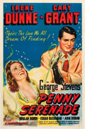 "Movie Posters:Drama, Penny Serenade (Columbia, 1941). One Sheet (27"" X 41"") Style B.. ..."