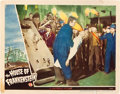 "Movie Posters:Horror, House of Frankenstein (Universal, 1944). Lobby Card (11"" X 14"").. ..."