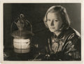 "Movie Posters:Drama, Greta Garbo in ""Anna Christie"" by Clarence Sinclair Bull (MGM,1930). Photo (11"" X 14"").. ..."