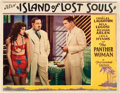 """Movie Posters:Horror, Island of Lost Souls (Paramount, 1933). Lobby Card (11"""" X 14"""")....."""