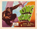 "Movie Posters:Horror, King Kong (RKO, R-1946). Title Lobby Card (11"" X 14"").. ..."