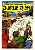 Silver Age (1956-1969):Mystery, The New Adventures of Charlie Chan #6 (DC, 1959) Condition: FN-....