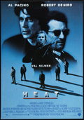 "Movie Posters:Crime, Heat (Warner Brothers, 1995). International One Sheet (27"" X 38.5"")SS. Crime.. ..."