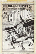 Original Comic Art:Covers, Frank Miller The Incredible Hulk #268 Cover Original Art(Marvel, 1982)....