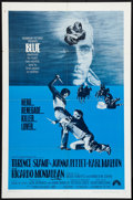 "Movie Posters:Western, Blue (Paramount, 1968). One Sheet (27"" X 41"") Style B. Western....."
