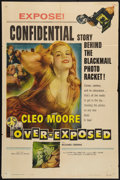 """Movie Posters:Bad Girl, Over-Exposed (Columbia, 1956). One Sheet (27"""" X 41""""). Bad Girl.. ..."""