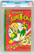 Bronze Age (1970-1979):Cartoon Character, Superichie #13-16 and 18 CGC-Graded File Copy Group (Harvey, 1978)White pages.... (Total: 5 Comic Books)