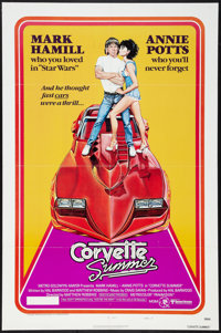 """Corvette Summer (MGM, 1978). One Sheet (27"""" X 41"""") Style B. Action"""