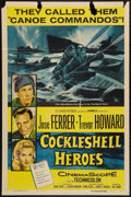 "Movie Posters:War, Cockleshell Heroes (Columbia, 1956). One Sheet (27"" X 41""). War....."