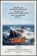 "Movie Posters:Adventure, Raise the Titanic (Associated Film, 1980). One Sheet (27"" X 41"").Adventure.. ..."
