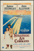 "Movie Posters:Drama, Strategic Air Command (Paramount, 1955). One Sheet (27"" X 41""). Drama.. ..."