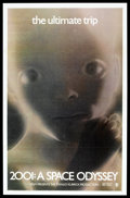 """Movie Posters:Science Fiction, 2001: A Space Odyssey (MGM, R-1971). One Sheet (27"""" X 41""""). ScienceFiction.. ..."""