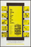 "Movie Posters:Documentary, The Great Chase (Continental, 1963). One Sheet (27"" X 41""). Documentary.. ..."