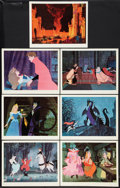 "Movie Posters:Animated, Sleeping Beauty (Buena Vista, 1959). International Lobby Cards (7)(11"" X 14""). Animated.. ... (Total: 7 Items)"