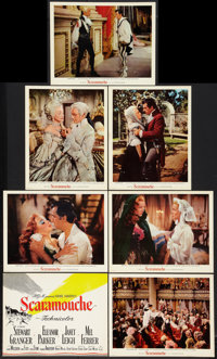 """Scaramouche (MGM, 1952). Deluxe Lobby Cards (11) (11"""" X 14""""). Swashbuckler. ... (Total: 11 Items)"""