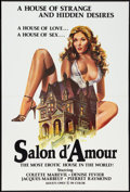 """Movie Posters:Adult, Salon d'Amour (Unknown, 1970s). One Sheet (27"""" X 40""""). Adult.. ..."""