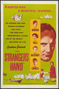 "Movie Posters:Mystery, The Stranger's Hand (DCA, 1955). One Sheet (27"" X 41""). Mystery....."