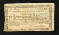 Colonial Notes:Connecticut, Connecticut Treasury Office. June 1, 1782. Very Fine.. ...