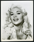 "Movie Posters:Sexploitation, Jayne Mansfield Lot (Various, 1950s). Photos (4) (8"" X 10"" and 7"" X9""). Sexploitation.. ... (Total: 4 Items)"