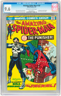 Bronze Age (1970-1979):Superhero, The Amazing Spider-Man #129 (Marvel, 1974) CGC NM+ 9.6 Off-white towhite pages....