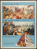"Movie Posters:Historical Drama, King of Kings (MGM, 1961). Poster (30"" X 40""). Historical Drama....."