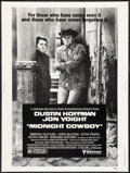 "Movie Posters:Academy Award Winners, Midnight Cowboy (United Artists, R-1980). Poster (30"" X 40"").Academy Award Winners.. ..."