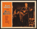 "Movie Posters:Elvis Presley, King Creole (Paramount, 1958). Lobby Card (11"" X 14""). ElvisPresley.. ..."