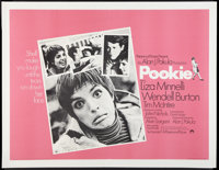 """The Sterile Cuckoo (Paramount, 1969). British Quad (30"""" X 40""""). Romance. Released in U.K. as Pookie"""