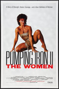 "Movie Posters:Sports, Pumping Iron II: The Women (Cinecom, 1985). One Sheet (27"" X 41""). Sports.. ..."