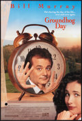 "Movie Posters:Comedy, Groundhog Day (Columbia, 1993). One Sheet (27"" X 40"") SS. Comedy.. ..."