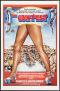 "Movie Posters:Sexploitation, The Contest (Atlas Films, 1976). One Sheet (27"" X 41"") Flat Folded.Also known as ""Miss Nude America."" Sexploitation.. ..."