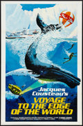 """Movie Posters:Documentary, Voyage to the Edge of the World (R. C. Riddell and Associates, 1977). One Sheet (27"""" X 41"""") Flat Folded. Documentary.. ..."""