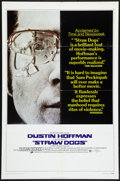 """Movie Posters:Crime, Straw Dogs (ABC, 1972). One Sheet (27"""" X 41"""") Style C. Crime.. ..."""