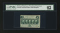 Fractional Currency:First Issue, Fr. 1310 50¢ First Issue PMG Uncirculated 62.. ...