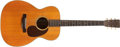 Musical Instruments:Acoustic Guitars, 1945 Martin 000-18 Acoustic Guitar, #91189.... (Total: 2 Items)