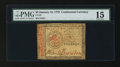 Colonial Notes:Continental Congress Issues, Continental Currency January 14, 1779 $5 PMG Choice Fine 15.. ...